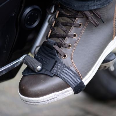 navlék pro ochranu boty v místě řadičky