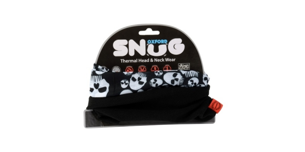nákrčník Snug Skulls